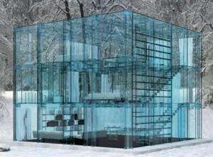 casa di vetro
